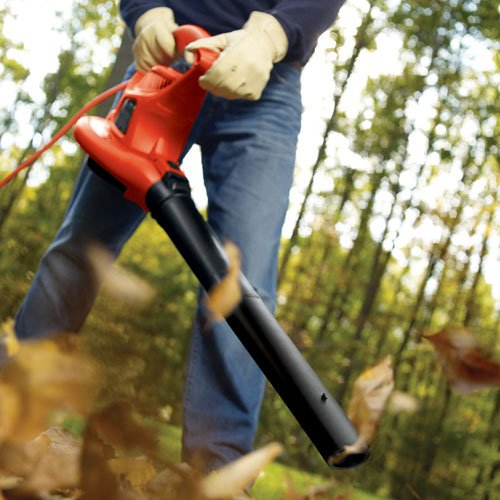 Black & Decker BV3600 Review - It is a Blower, Vac, and Mulcher 3-in-1