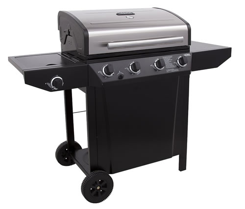 Thermos 4-Burner Gas Grill