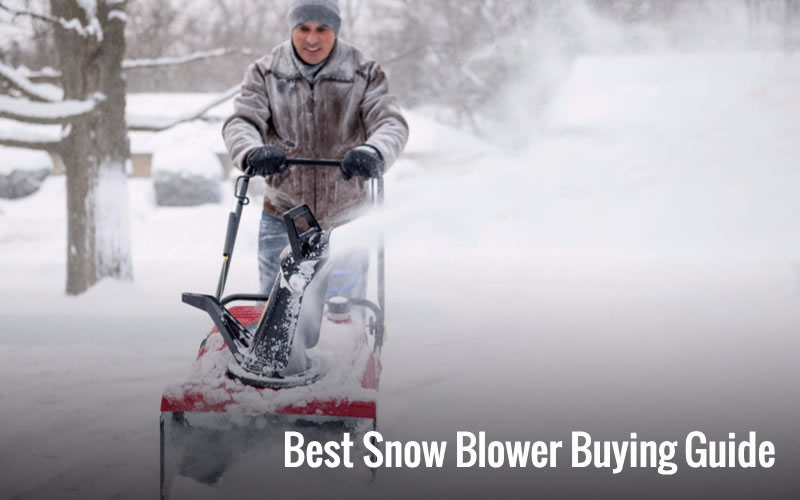 Best Snow Blower Comparison Buying Guide