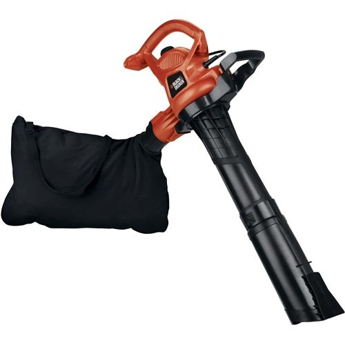 Black & Decker BV5600 Blower:Vac:Mulcher Review