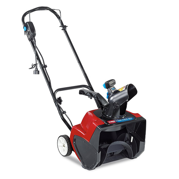 Toro 38371 15-Inch Electric 1500 Snow Blower - All you need.