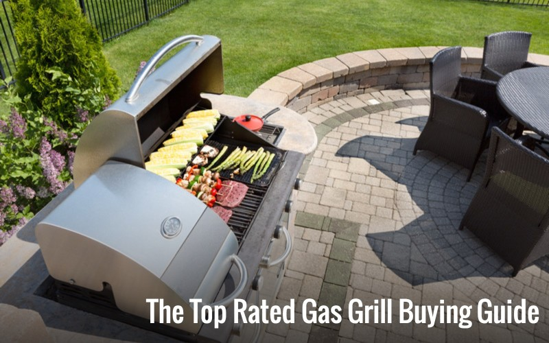 Top rated best value gas grill comparison buying guide