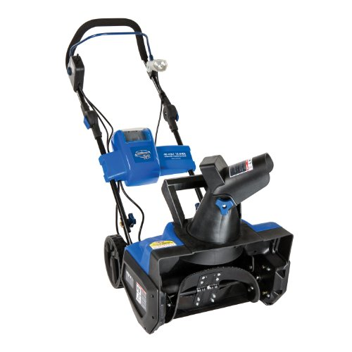 Snow Joe iON18SB Ion Cordless Single Stage Brushless Snow Blower Review