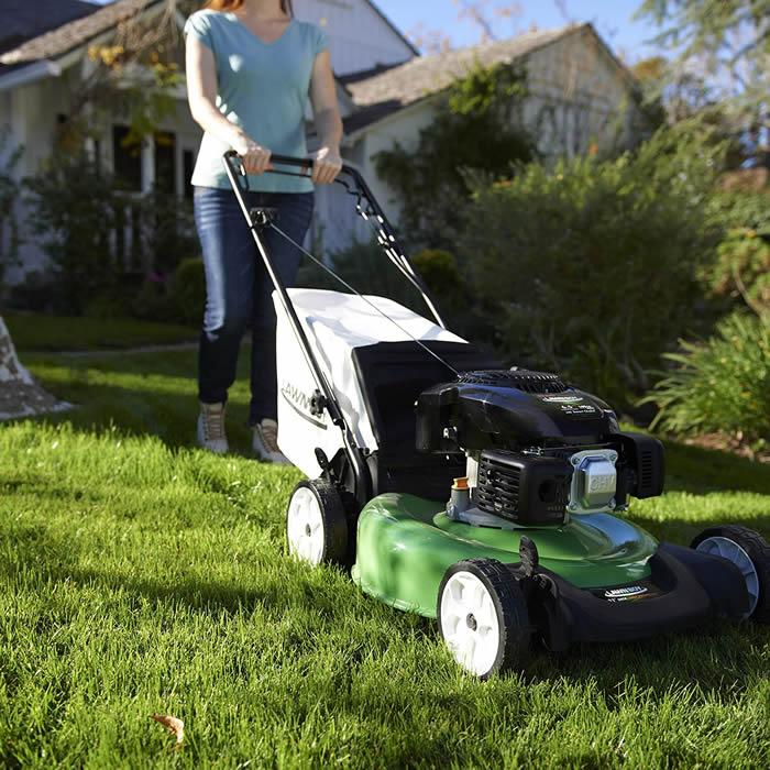 Lawn-Boy 10732 Rear Wheel Drive Self Propelled Gas Lawn Mower