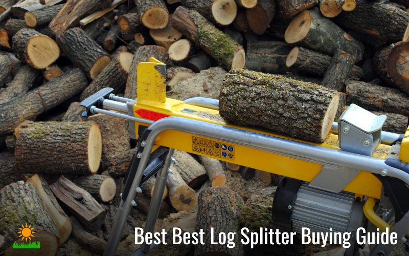 top rated log splitter reviews